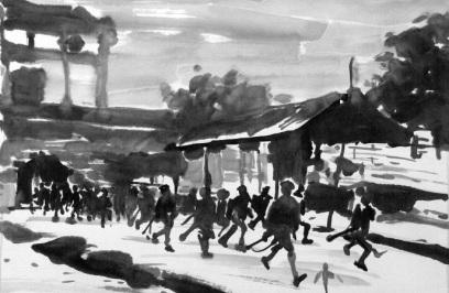 Jing Shen. L'atto della pittura nella Cina contemporanea 1