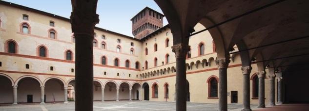 Notturni Italiani - Castello Sforzesco