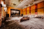 Christian Richter - abandoned - forgotten decay Cinema