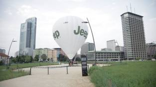 Jeep Balloon Experience 1
