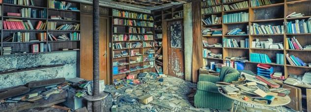 Christian Richter - abandoned