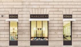 Pasticceria Marchesi in via Montenapoleone 2