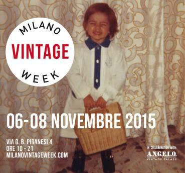 Milano Vintage Week 1