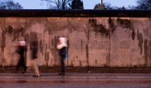 Along the Wall. Berlin 2009 1