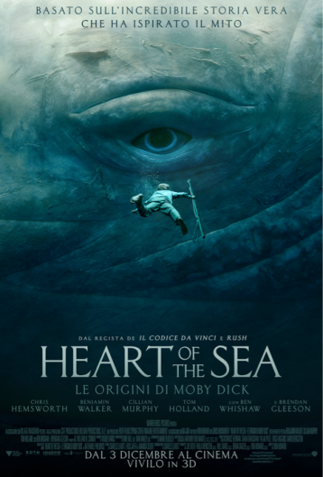 Heart of The Sea – Le origini di Moby Dick 1