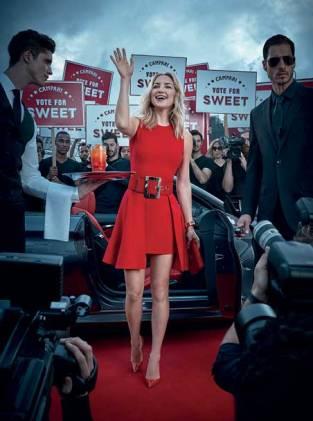 Kate Hudson per Calendario Campari 2016 - 5