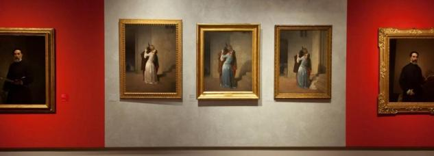 FrancescoHayez in mostra alle Gallerie d'Italia