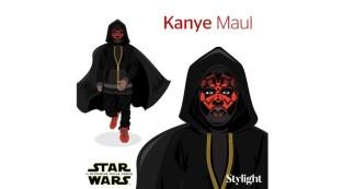 Kanye Maul per STylight