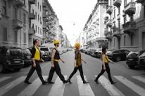 La Dual Band a Il Cielo sotto Milano 3