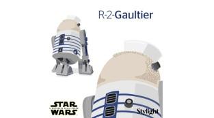 R-2-Gaultier per Stylight
