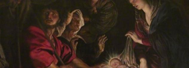 L'adorazione dei pastori a Palazzo Marino