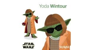 Yoda Wintour per Stylight