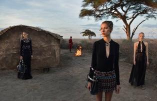 Valentino e Steve McCurry