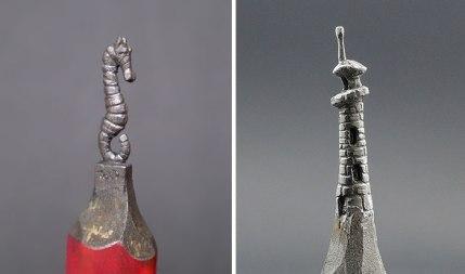 Jasenko Đorđević e la sua arte in miniatura