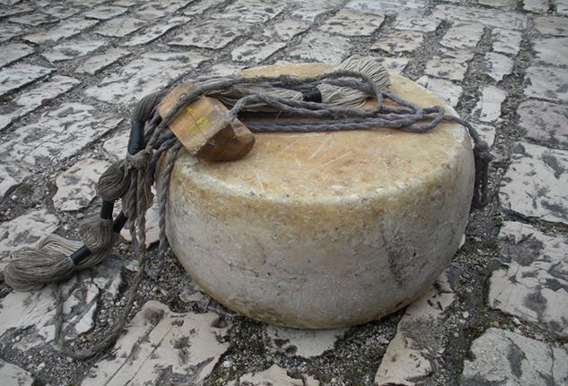Ruzzolata del Formaggio Benevento