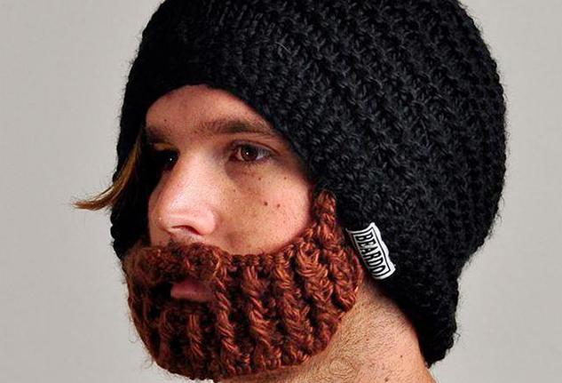 cappello barba