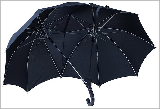 ombrello doppio