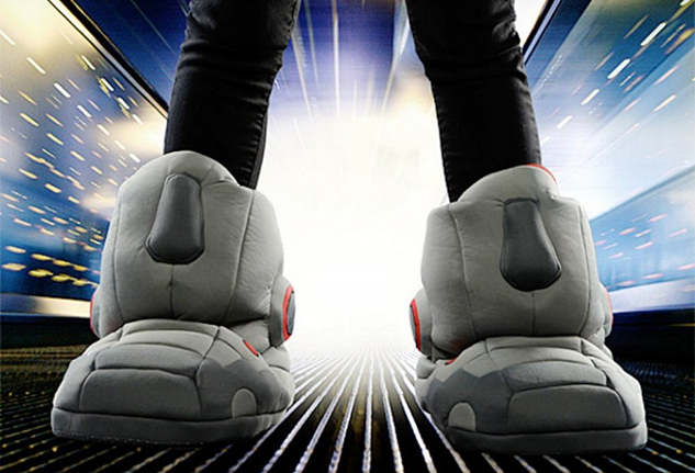 pantofole robot