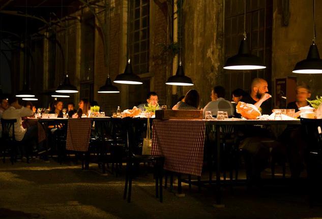 10 ristoranti con dehor a milano per le serate di - Trattoria con giardino milano ...