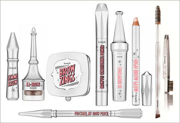 Benefit Cosmetics Brow Collection