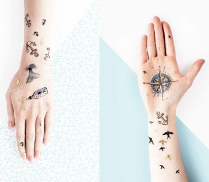 Paperself Tattoo Me