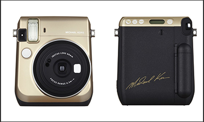 Michael Kors Fujifilm