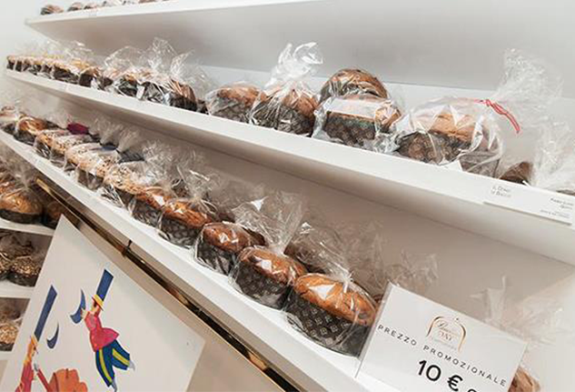 Temporary Store Panettone Day
