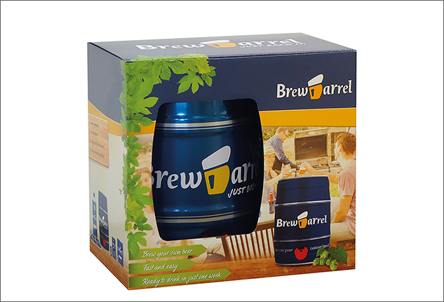 Kit per fare la birra