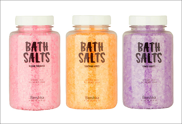 Bershka Bath Body
