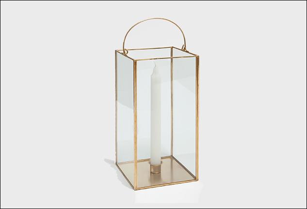 Lanterna in vetro