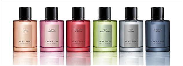 The Perfume Collection