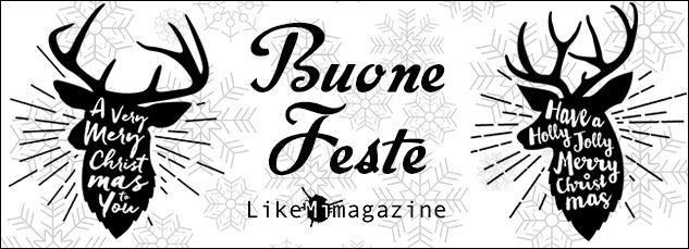 Buon Natale da Likemimagazine