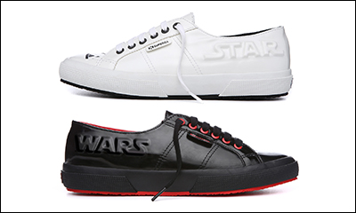 Superga Star Wars