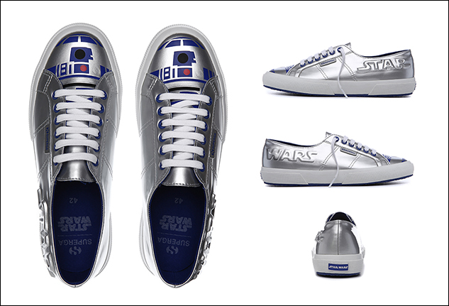 Superga Star Wars