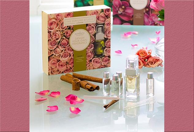 Set per creare fragranze personalizzate