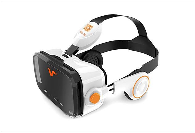 Occhiali Box con Cuffie 3D per Realtà Virtuale