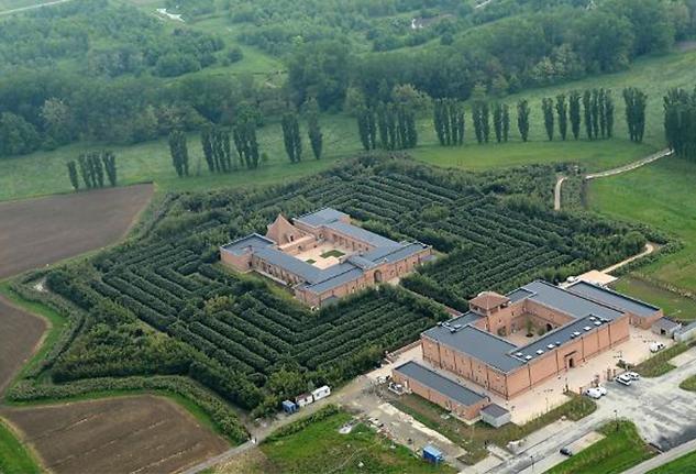 Il Labirinto più grande del mondo - Fontanellato, Emilia Romagna
