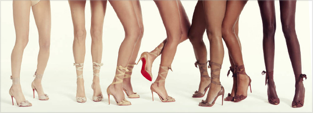 Christian Louboutin Nude Collection (1)
