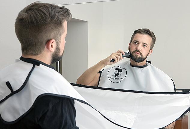 grembiule barba amazon