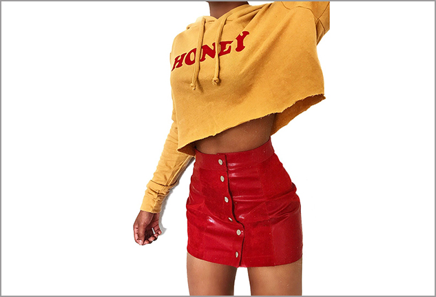 forever 21 minigonna